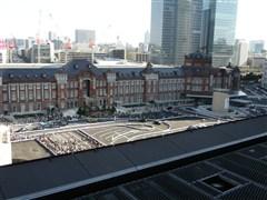 実績紹介・東京駅丸の内駅舎・開業時の姿が再現された東京駅